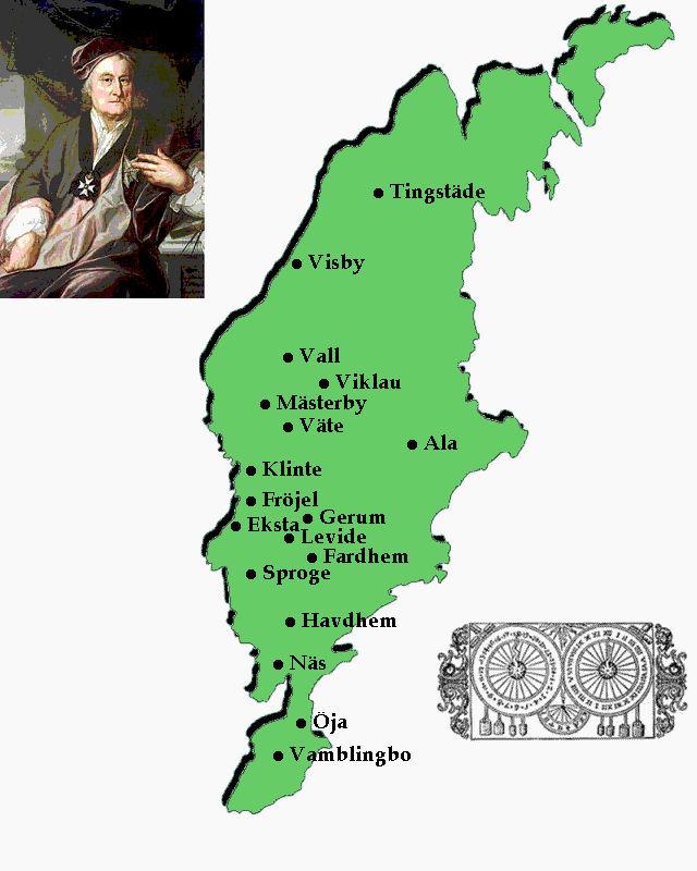 Socknar Pa Gotland